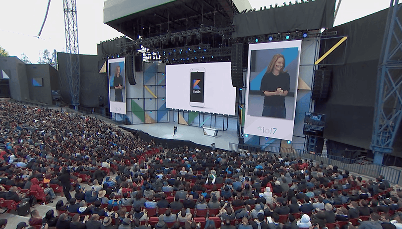 AndroidPIT editors' reactions to the Google I/O keynote