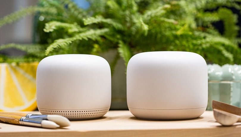 Google Nest Wi-Fi review: a quick test of the fast router