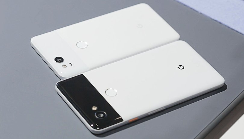 Google Pixel 2 vs Pixel 2 XL: what are the differences?