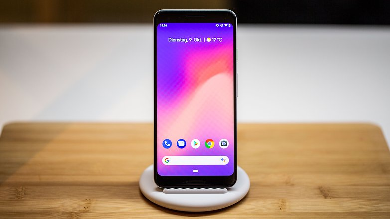 AndroidPIT google pixel 3 hero