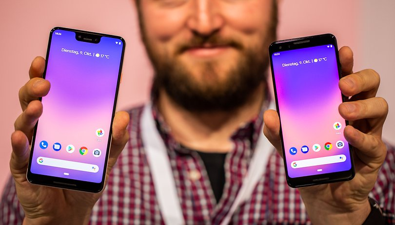 Google Pixel 3 vs. Apple iPhone XS: el duelo del año
