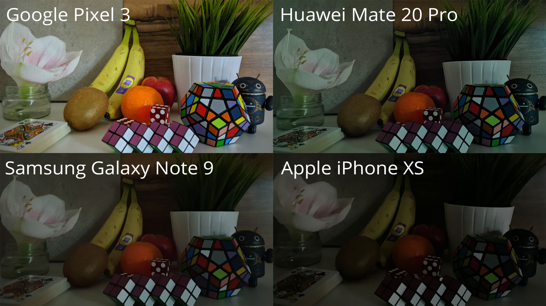 Test du mode nuit en photo : le Google Pixel 3 apporte la