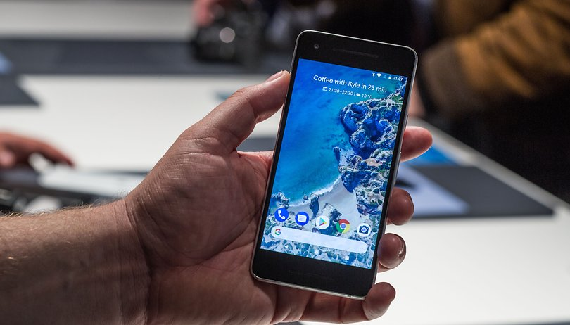Get the Pixel 2 launcher look on any Android phone