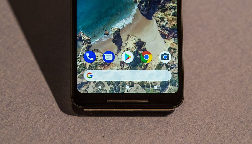 Google rolls out UI changes to prevent Pixel 2 XL screen burn-in