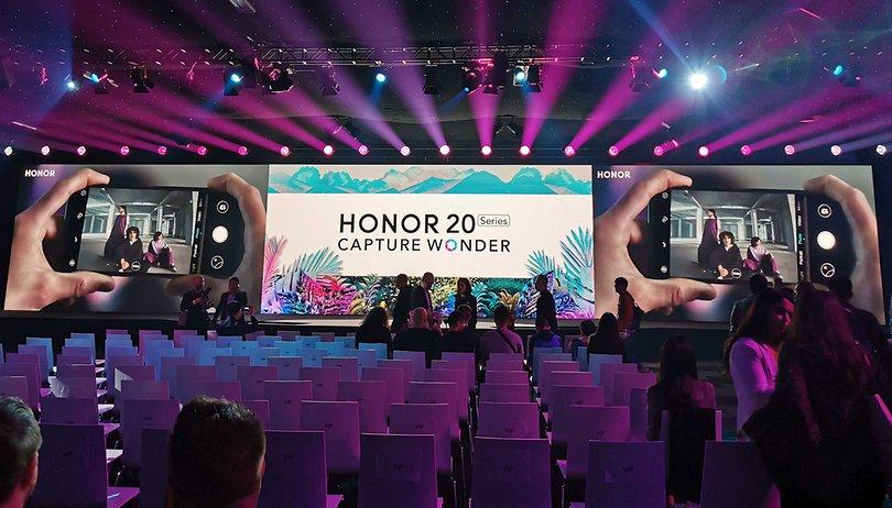 Honor 20: un lanzamiento que representa un punto de inflexión flagrante