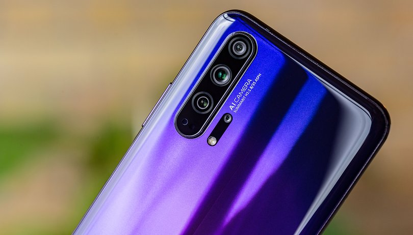 The Honor 20 Pro receives Google certification, release could be imminent