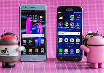 Honor 9 vs. Galaxy S7: Treffen der Generationen