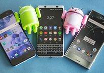 Endlich eingetroffen: Sony Xperia XZ Premium und HTC U11 beehren die Redaktion
