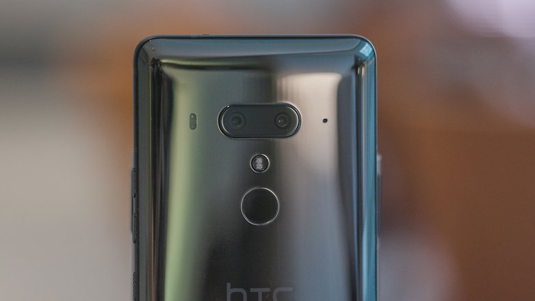 AndroidPIT htc u12 plus back dual cam