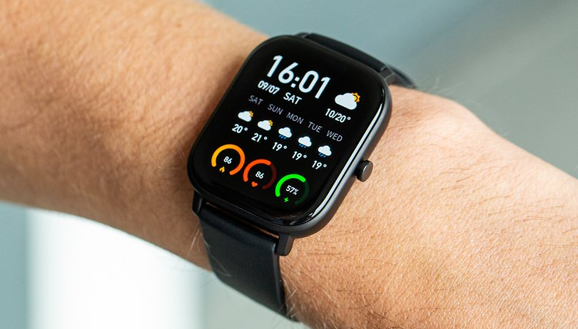 Huami Amazfit GTS review: you can clone design, but not software