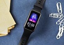 Test du Huawei Band 6: Pour le GPS il faudra repasser