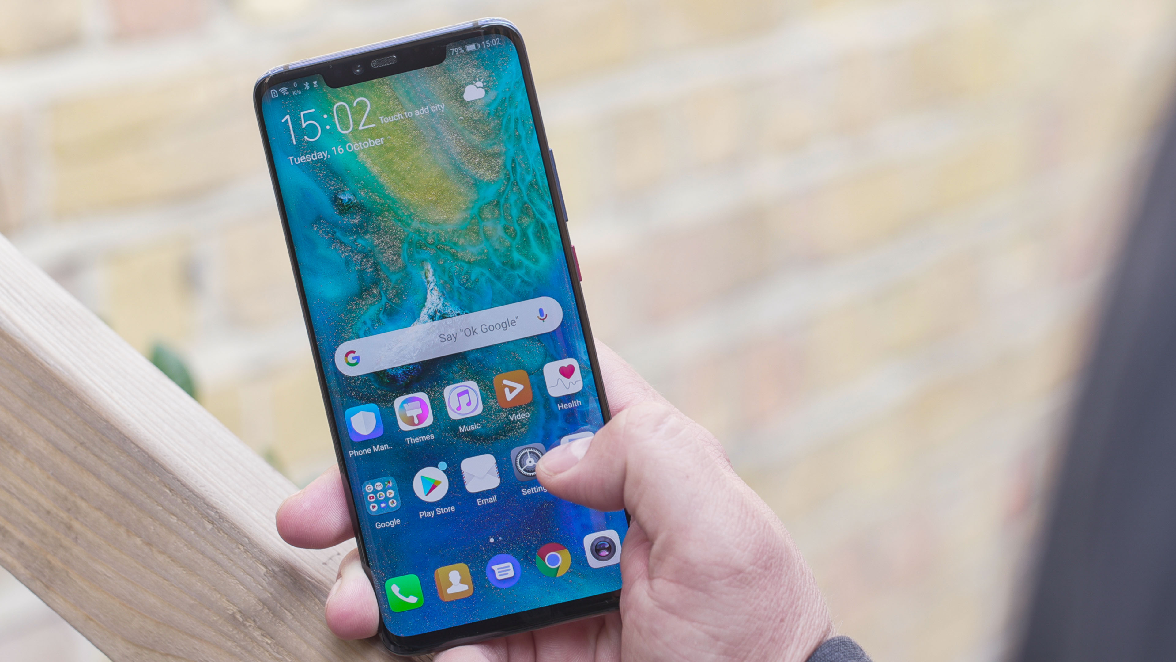 Huawei Mate 20 Pro Review Almost Perfect But Androidpit