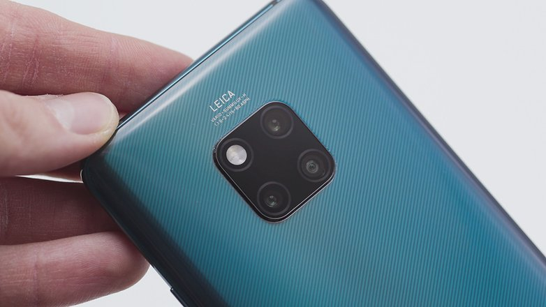 Huawei Mate 20 Pro review: almost perfect, but    | AndroidPIT