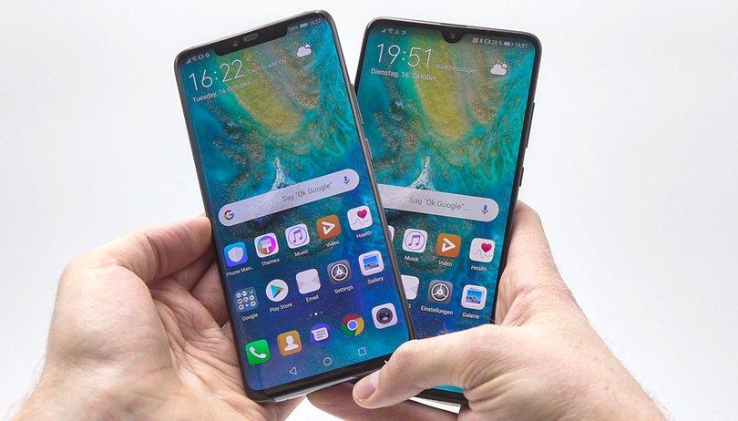 I nuovi Huawei Mate 20 (Pro) possono già essere vostri