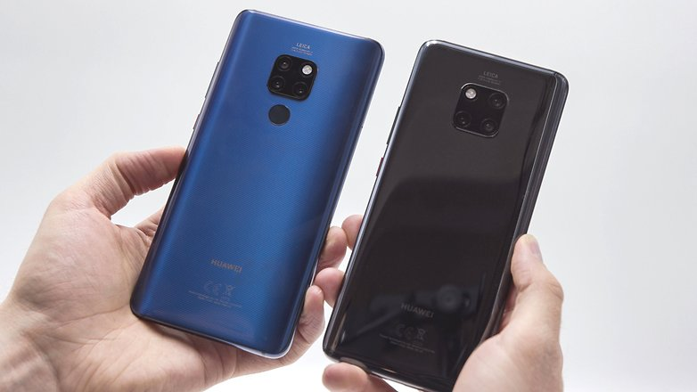 AndroidPIT huawei mate 20 vs mate 20 pro c