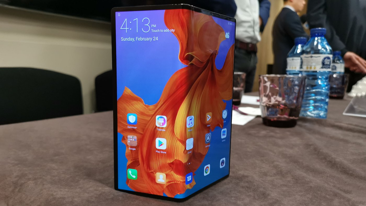 Vor dem Start: Huawei macht Mate X noch stärker