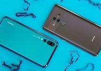 Smartphone mit Faltdisplay: Huawei steigt in das Rennen ein