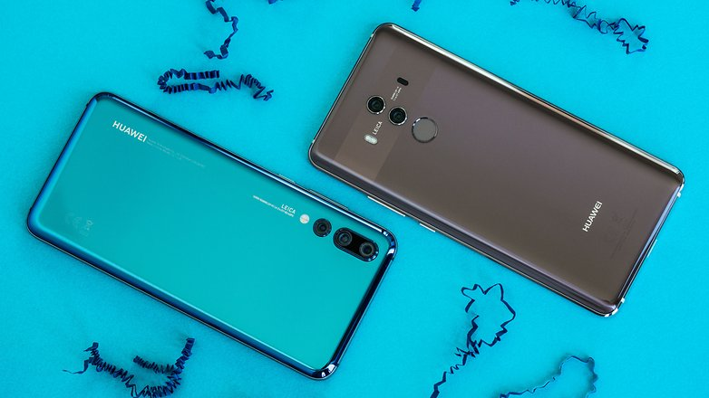 P20 Pro vs Mate 10 Pro: who's the real head of the Huawei