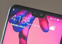 Huawei P20 Pro : on passe son écran à la loupe