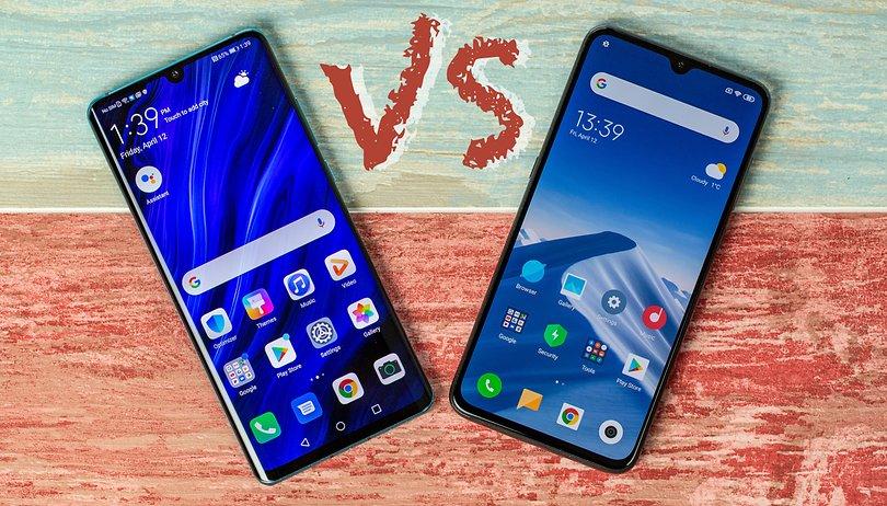 Xiaomi Mi 9 vs Huawei P30 Pro: un finale non così scontato