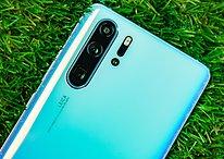 Actualizaciones del Huawei P30 Pro: nueva aplicación, mejoras en la cámara y parches de abril