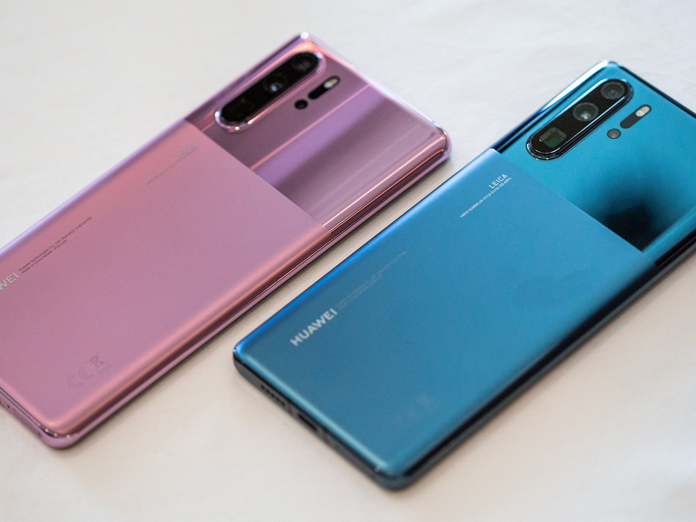 Huawei reveals update timetable for Android 10 and EMUI 10