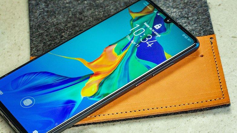 Huawei P30 im Test: Kompaktes Smartphone mit großer Kamera