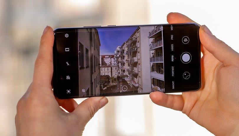 Huawei usa fotos de DSLR para promover câmera de seu smartphone