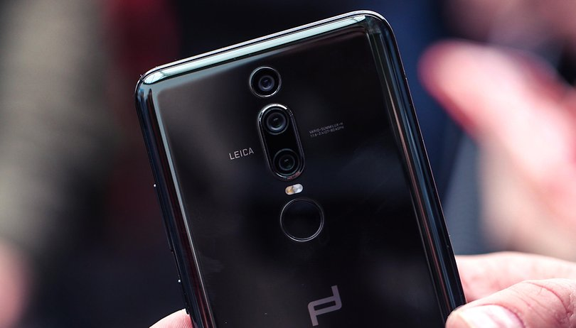 Mate RS Porsche design: unboxing Huawei's luxury smartphone