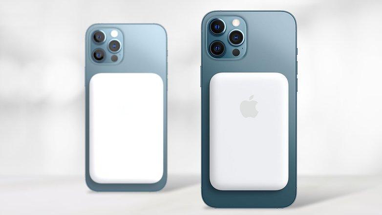 iphone 12 external magsafe battery pack