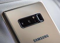 Esta é a câmera dupla do Galaxy Note 8
