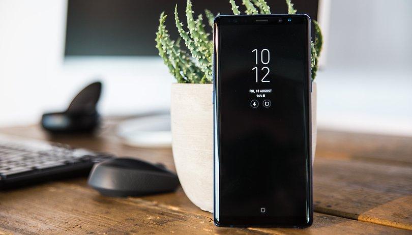 Avec le Galaxy Note 8, Samsung joue la carte de la sécurité et gagne la partie