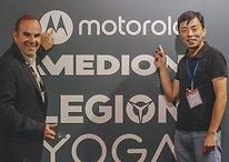 Entrevista con Motorola: ¡Vamos a pasar al ataque!