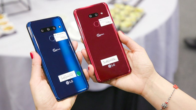 AndroidPIT lg g8 colors 43ar