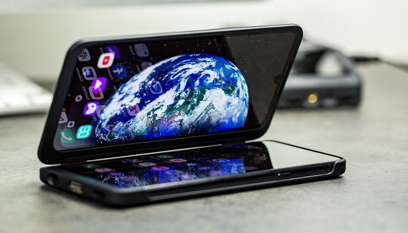 Display im Doppelpack: Das LG V60 ThinQ 5G ist da