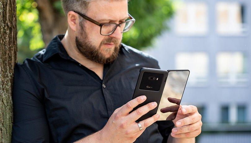 LG G8X ThinQ hands-on: la risposta di LG ai foldable