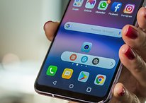 LG V30: can the floating bar measure up to the dual screen?