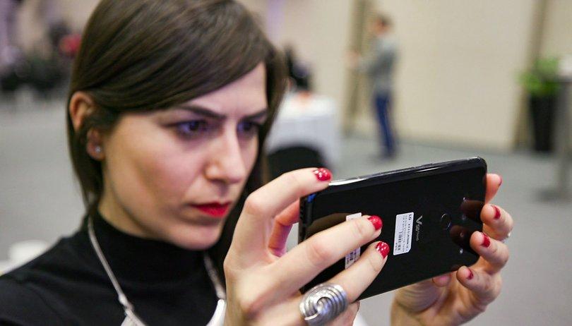 LG will V60 ThinQ auf dem MWC 2020 vorstellen