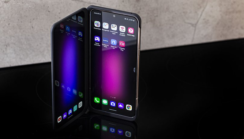 LG V60 ThinQ 5G review: the regressive flagship