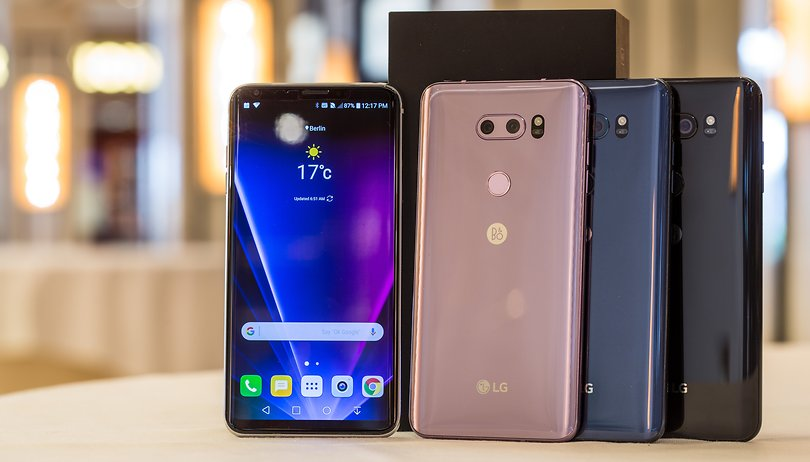 Poll: What is LG's best device of the year: G6 or V30?