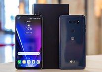 Le LG V40 ThinQ a livré l'un de ses derniers secrets (et il nous a déçus)