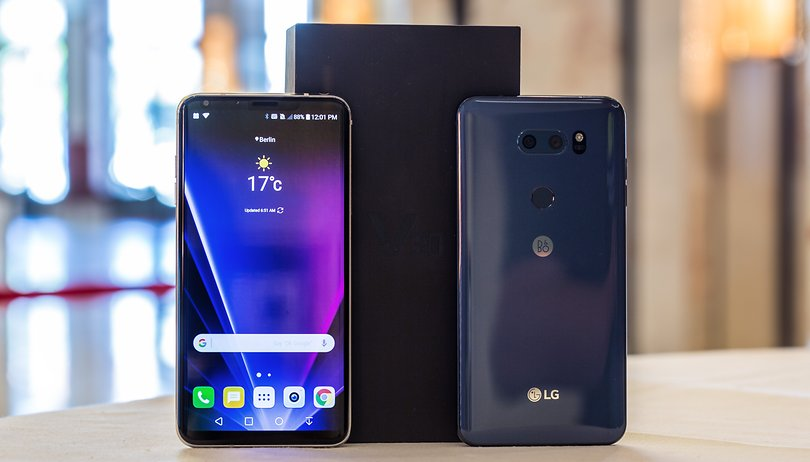 LG V30 : son prix et sa date de sortie connus aux USA mais toujours pas en France