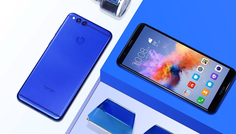 Nuovi smartphone Honor: Honor 7X con ricche feature ed il sorprendente Honor View 10