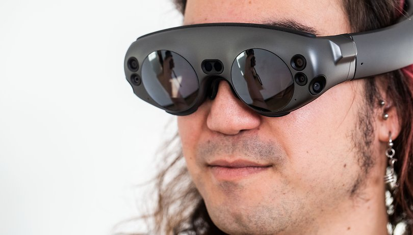 I tried Magic Leap and didn't want to come down