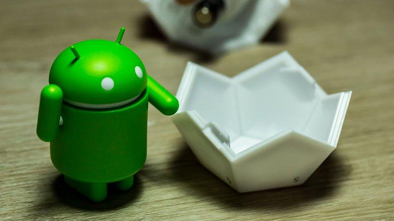 AndroidPIT nanoleaf remote shell