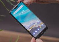 Nokia 7.1 im Test: Ein Smartphone macht blau