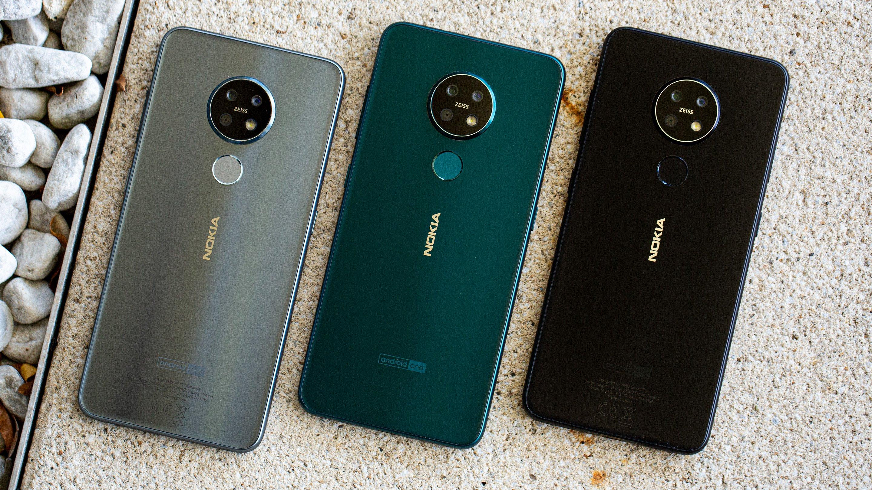 Prise En Main Des Nokia 72 Et Nokia 62 Les Smartphones