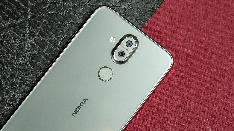 AndroidPIT nokia 8 1 camera detail