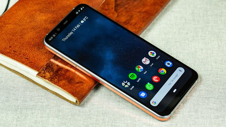 AndroidPIT nokia 8 1 iso