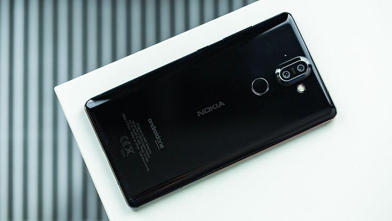 AndroidPIT nokia 8 sirocco back
